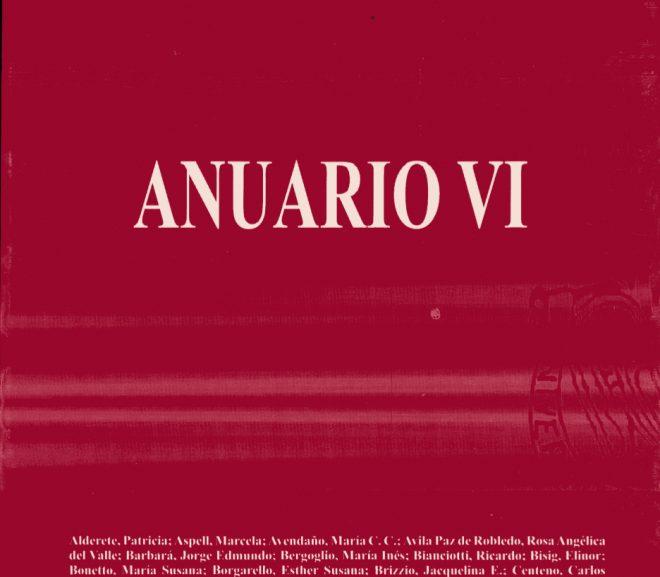 Anuario VI