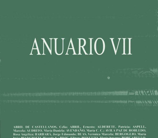 Anuario VII