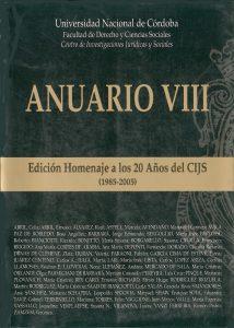Anuario VIII