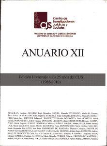 Anuario XII
