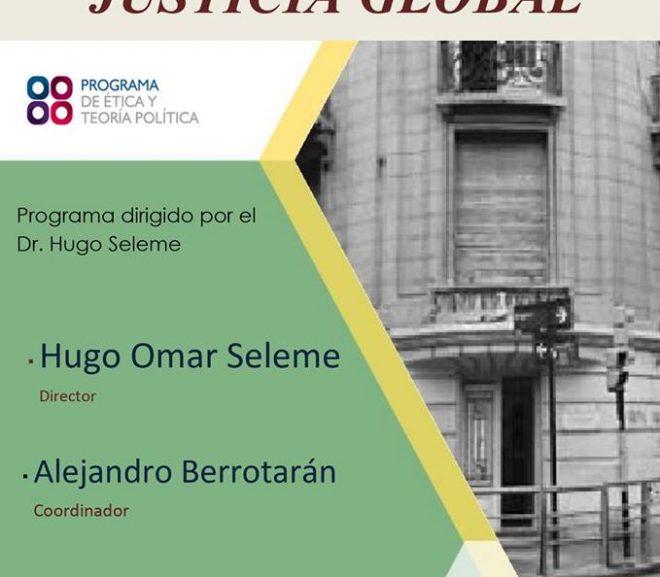 Seminario: Justicia Global